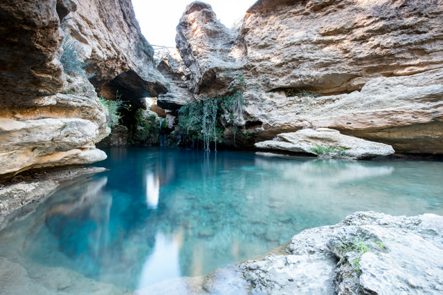 Salto del Usero and Mula River